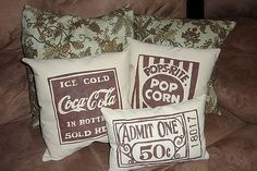 Cute for a media room with a vintage movie theater theme http://www.copycatcrafts.com/tag/ballard-designs/page/2/?utm_content=buffer762cd&utm_medium=social&utm_source=pinterest.com&utm_campaign=buffer