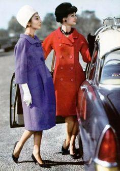 L'Officiel December 1959 Givenchy