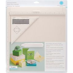 Martha Stewart Crafts Scoring Board and Envelope Tool. From Martha Stewart Crafts . List  Price $32.99 Price $14.99