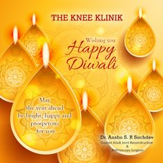Happy Diwali..!!! www.kneeandjointsurgery.com