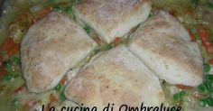 La cucina di Ombraluce: Terrina di pollo all'americana
