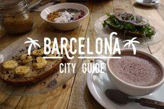 Restaurants végétariens, bistrots, cafés : ma sélection de bonnes adresses pour manger à Barcelone !