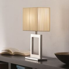 Orion Thal Satin Table Lamp