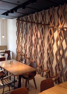 Parra / Vid Modular wall skin