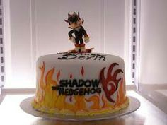 My 16th birthday cake!!!! Love Shadow >:3