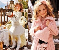 toddler girl fashion clothing | Among are models for everyday wear and for the holidays: mohair ...