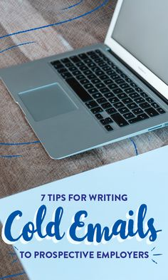 Check out these seven tips to find out how you can write the most effective cold email possible