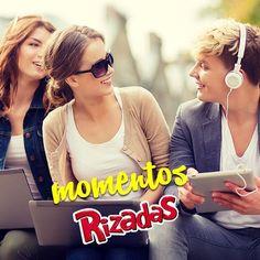 Llena tu vida de música y amigos, vive #Rizadas.