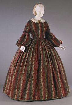 Dress 1863 The Philadelphia Museum of Art