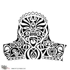 TATTOO TRIBES: Tattoo of Whakatatara, To challenge tattoo,warriormask allseeingeye tiki spearheads tattoo - royaty-free tribal tattoos with meaning Polynesian Tattoo Designs, Polynesian Art, Maori Tattoo Designs, Half Sleeve Tribal Tattoos, Tribal Tattoos With Meaning, Sleeve Tattoos, Eagle Tattoos, Foot Tattoos, Tatoos