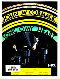 Song O' My Heart Window Card 1930 Tm And Copyright ?20Th Century Fox Film Corp. All Rights Reserved./Courtesy Everett Collection Movie Poster Masterprint (24 x 36)