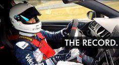 El Golf GTI consigue un nuevo record en el circuito de Nürburgring