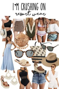 life & style by Corinne Izigzon Mexico Vacation Outfits, Beach Vacation Packing, Outfits For Mexico, Cruise Outfits, Vacation Style, Summer Outfits, Beach Wear For Women Outfits, Vacation Fashion, Jamaica Vacation