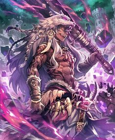 Card: Aragavy the Berserker Fantasy Character Design, Character Concept, Character Inspiration, Character Art, Black Anime Characters, Dnd Characters, Fantasy Characters, Dark Fantasy Art, Fantasy Artwork