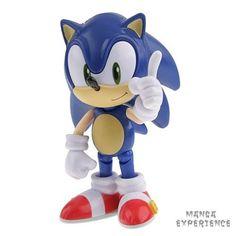 Sonic The Hedgehog Nendoroid Original Articulado - R$ 69,90
