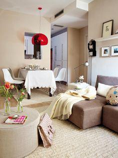 Decoraci n on pinterest dog beds craft activities and - Salon comedor decoracion ...