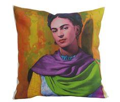 Frida Kahlo pillowcase