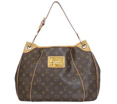 Louis Vuitton Monogram Galliera PM Shoulder Bag, Hobo