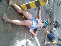 R12News: Mulher gravida morre em acidente no centro de Port...
