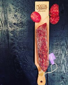 We are proud to be an official online retailer of Moccia & Urbani salami.  We will constantly be updating our stock.  #salumist