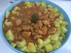 Carne en Salsa con Patatas al Vapor hecha con thermomix por Nancy Ballesteros para Spanish Cook Video #nancyballesteros #spanishcookvideo #cocinandoconnancyballesteros #thermomix #carne en salsa #patatasalvapor