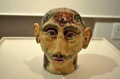 The unknown male- Francke Ceramics