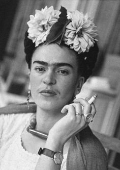 Frida Kahlo @Coyoacán (bellejarblog)