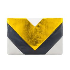 ENVELOPE CLUTCH PATCHWORK - BIMBA Y LOLA
