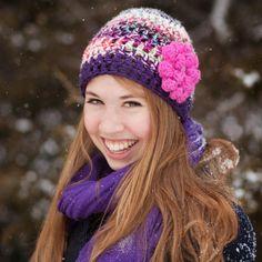 Cute Womens Hats - Crochet Hats - Trendy Womens Hats - Crochet Hats for Women
