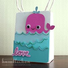 Adorable! Made from Create a critter.