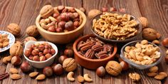¿Conoces los beneficios de los frutos secos para la salud?