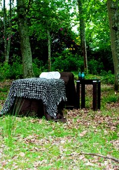 Indulge yourselves with a massage outdoors surrounded by the beautiful nature around our Rhinefield House in the New Forest, Hampshire