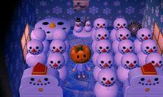 Snowman army (from Milani, dream address 4100-2802-1949)
