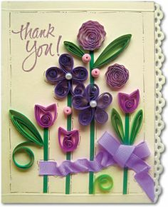 Cute quilling