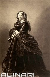 Ritratto di Luisa Maria di Borbone duchessa di Parma