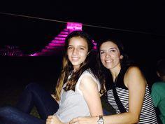 Mafer y yo Chichen junio 2015