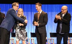 Kristen Bell Photos: 'Veronica Mars' Honored at The Paley Center