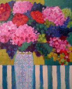 Annie O'Brien Gonzales Paintings : Photo