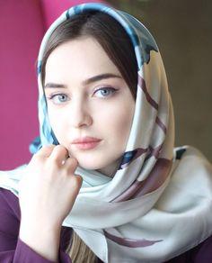 Beautiful Hijab Girl, Beautiful Muslim Women, Beautiful Little Girls, Beautiful Girl Photo, Cute Girls, Iranian Beauty, Muslim Beauty, Most Beautiful Faces, Beautiful Eyes