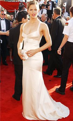 Sexiest Emmys Looks Ever - Jennifer Garner in Narciso Rodriguez, 2003