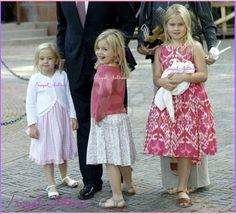 Ariane, Alexia e Amalia de Holanda - [i] -gosh! Mis princesas não podem ser mas hermosas son tan perfectas! ♥ [/ i] [b] * gosh! HAVEN GARNER WARREN es tan perfecta !! ♥ [/ b] - Fotolog