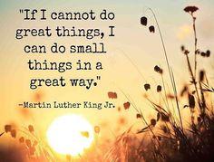 we thank you, Dr. King. #mlk #mlkday #MLKday2016 #inspiration