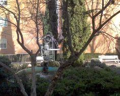 Bonita noria en una plaza de COVIBAR Foto de Riselo.