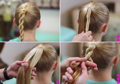 A legszebb hajfonatok gyenge szálú hajból, lépésről lépésre   femina.hu