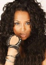 Reusable 18Inch Curly Remy Human Hair Full Lace Wig