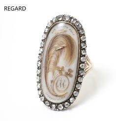 """ nos coeurs son inseparable "" (C)Regard Co. Gemstone Rings, Gemstones, Jewelry, Fashion, Jewellery Making, Moda, Gems, Jewelery"