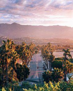 Santa Barbara California by Blake Bronstad by CaliforniaFeelings.com california cali LA CA SF SanDiego