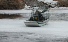 NHFG: Lawn Enforcement Air Boat