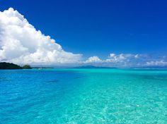 Lagoon of Bora Bora