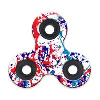 SPINNERS squad fidget toys Splatter Paint Red